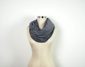 Nursing cover,Gray Nursing scarf ,Infinity Nursing Scarf, Nursing Cover Scarf,Nursing Poncho,Breastfeeding Cover up,Scarf