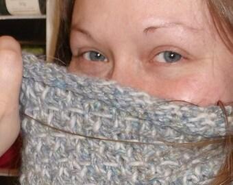 Instantaneity Cowl Knitting Pattern