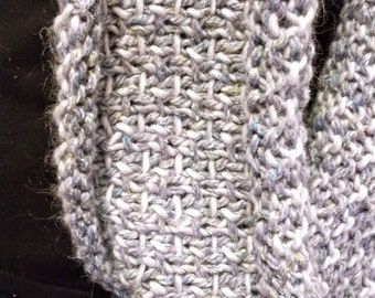 Instant Cowl Knitting Kit - Alpine