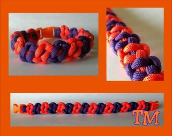 Fruit Juice Paracord Bracelet