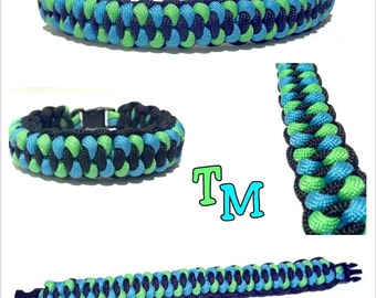 Spinal Fusion Paracord Bracelet   ---  CHOOSE YOUR COLORS!!!