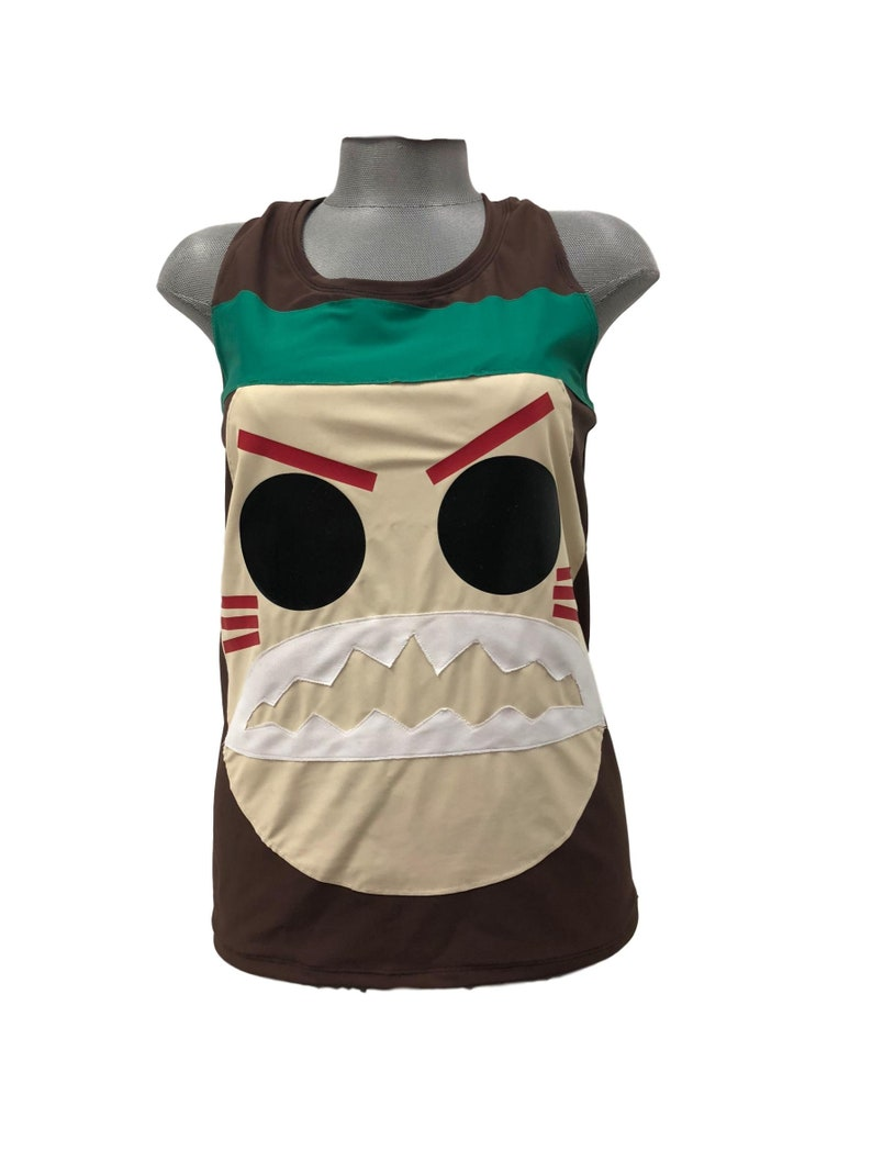 Disney Moana Men's Kakamora Inspired Running Shirt