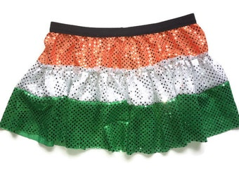 Irish Running Skirt