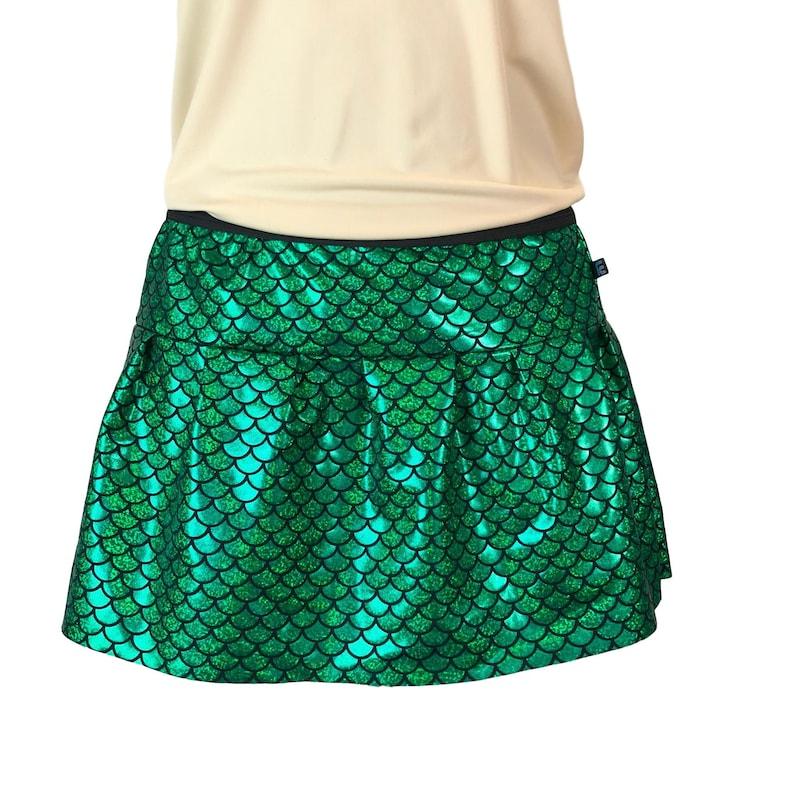 Mermaid Running Skirt