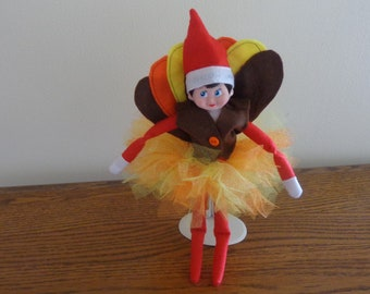 Girl Turkey Outfit