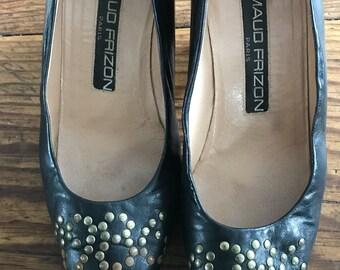 Maud Frizon heels vintage