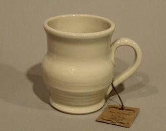 Coffee Mug Cream Colored