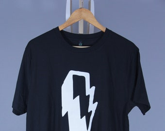 Leap Lightning Bolt Tee - Black [LIMITED EDITION]