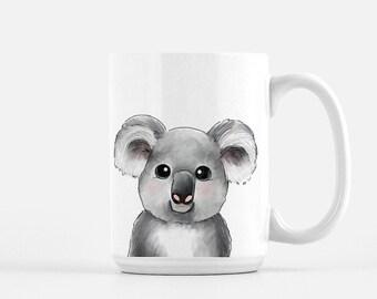 Koala - 15oz Mug - Ships Free