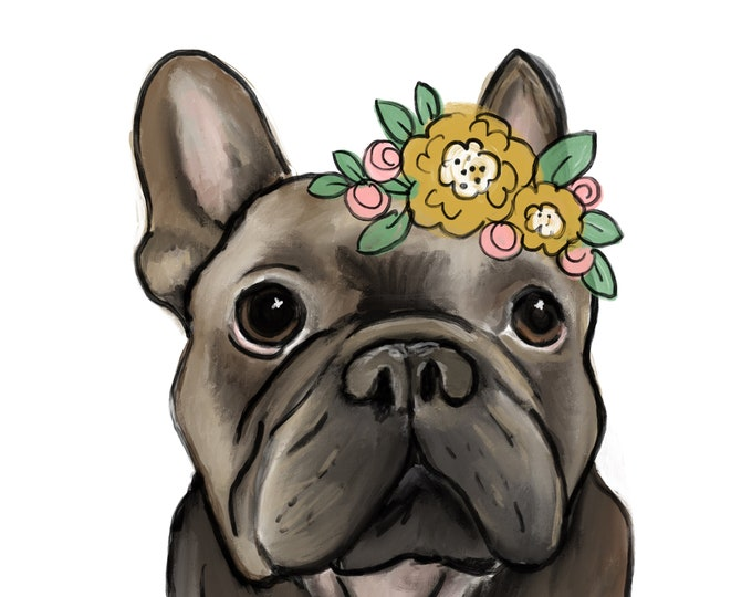 Featured listing image: Custom Pet Illustration