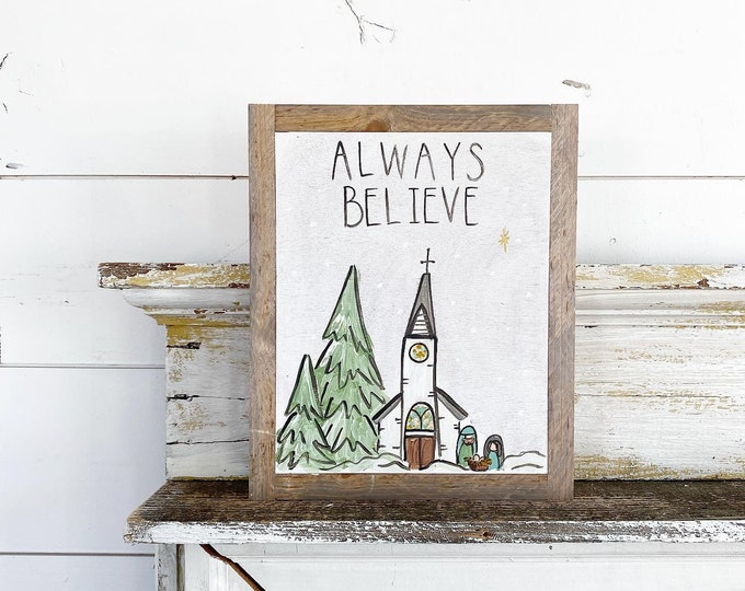 Featured listing image: Always Believe - Church