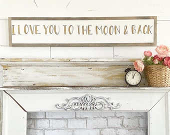 I love you to the moon and back - 6x36