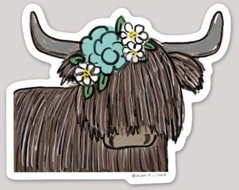 Highlander Sticker
