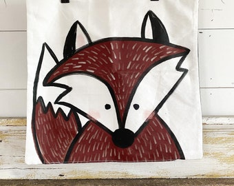 20x20 Pillow Cover | Fox - discontinued