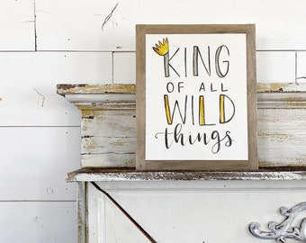 King of all wild things