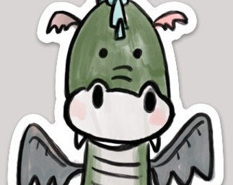 Dragon Sticker