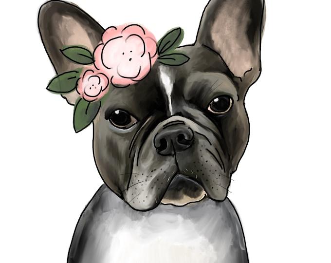 Featured listing image: Custom Pet Illustration