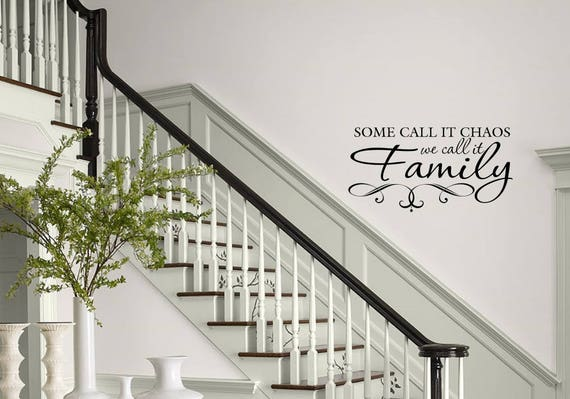family wall decalhome decor family quotes wall decal