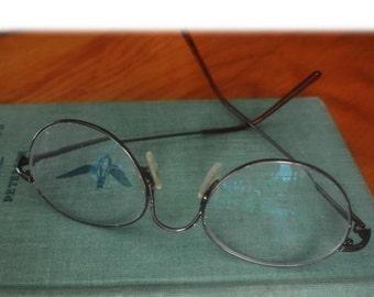 85f7fcc0f903 Vintage Wire Rim Glasses