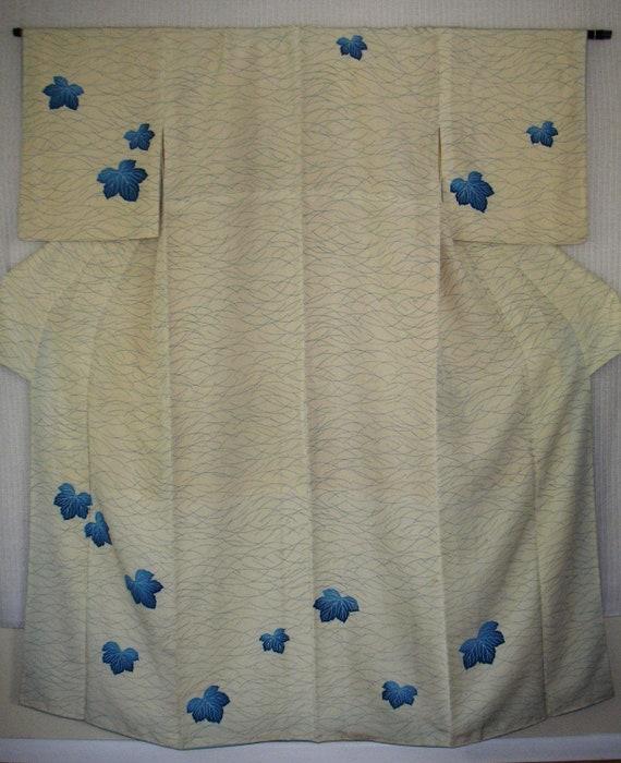 Kimono / Vintage / Silk / Japanese Kimono / Japane