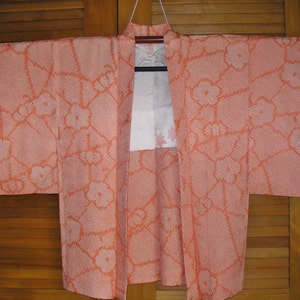YUKATA  Kimono  Robe  Antique Japanese Cotton Kimono  Boho Clothing  Yukata  Indigo Kimono  Robe  Boho  Pool Boudoir Repaired Boro