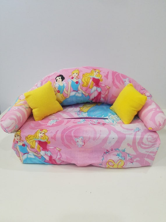 Tremendous Disney Princess Couch Tissue Box Cover Onthecornerstone Fun Painted Chair Ideas Images Onthecornerstoneorg