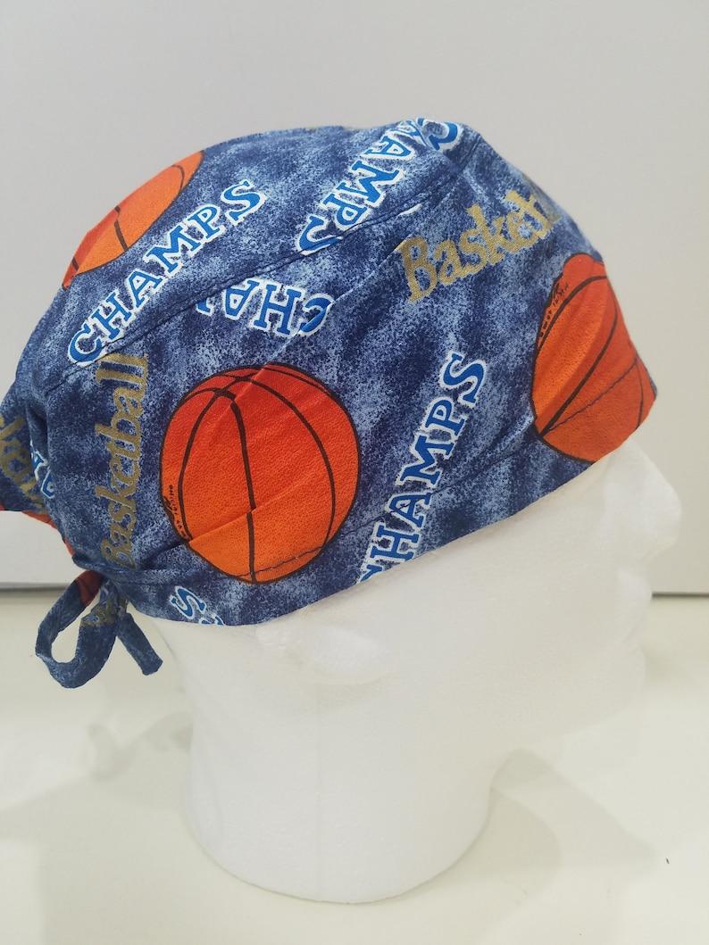 Men/'s Basketball Scrub Surgical Cap