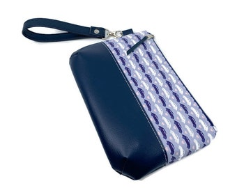 VW Wristlet, Pouch, Purse, Gifts for Her