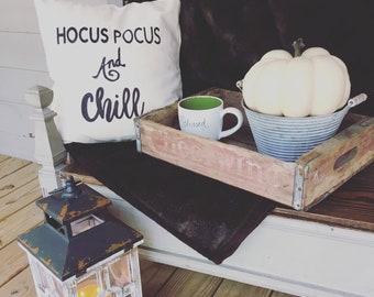 Hocus Pocus Pillow Cover