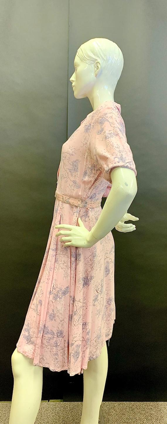 Cute volup 1940s dress - image 3