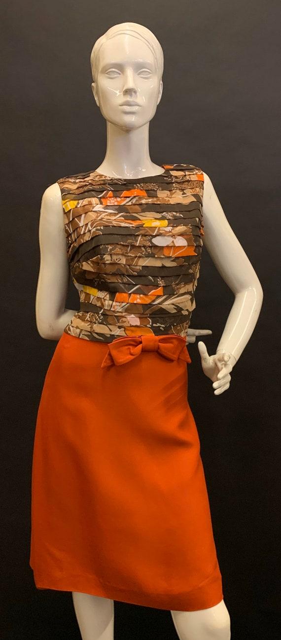 60's mod dress