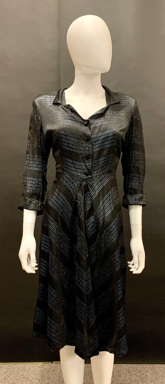 1940s volup dress