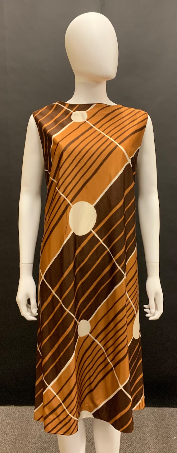 Volup 60's mod dress
