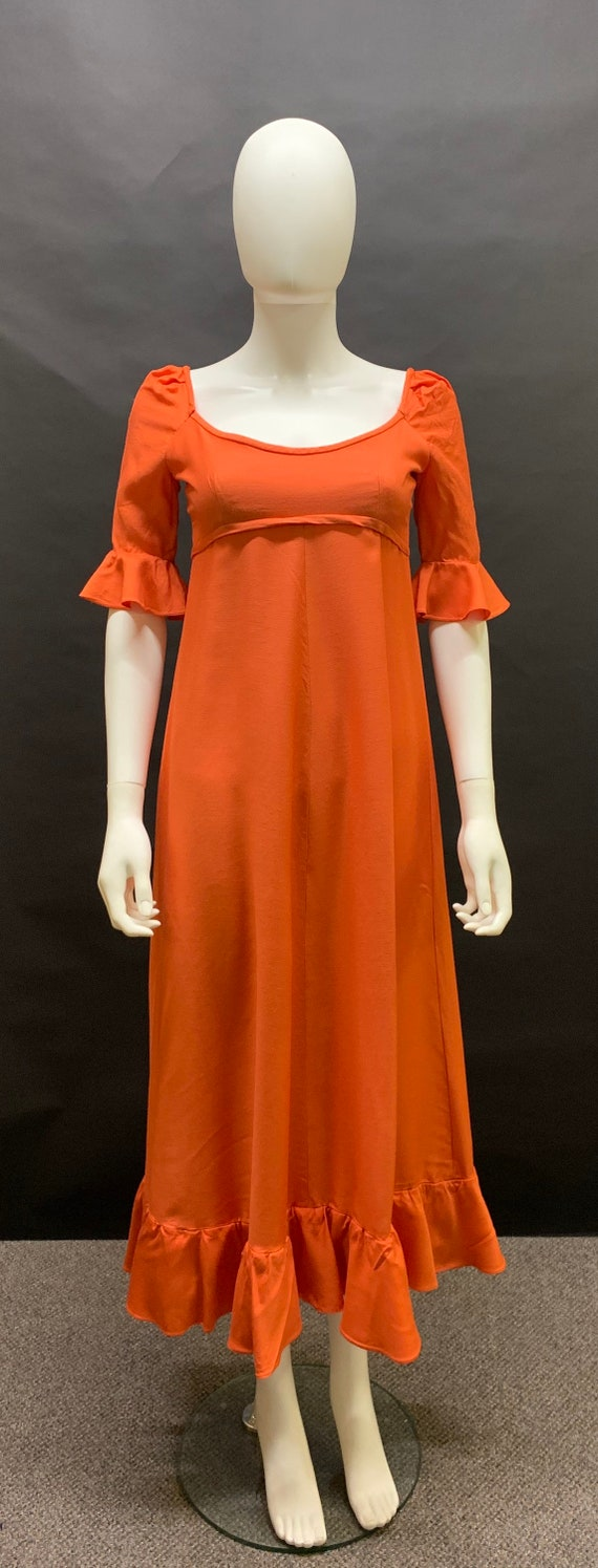 "Beautiful 1960s ""frank usher"" dress"