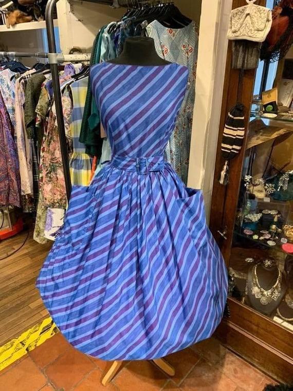 Fab 1950's day dress