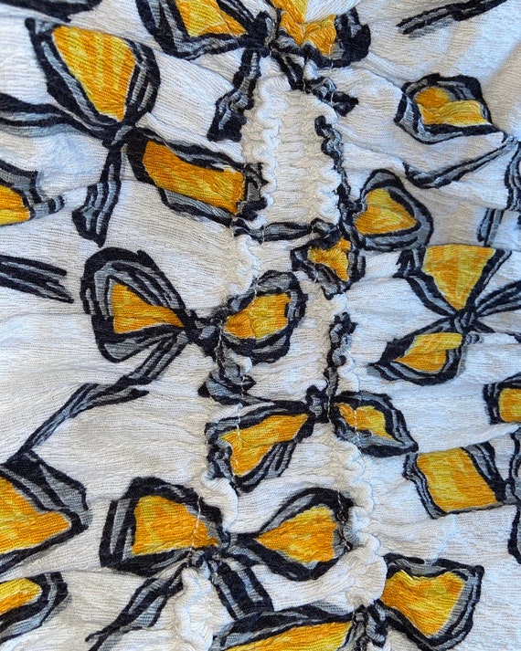 50's cotton swimsuit - image 4