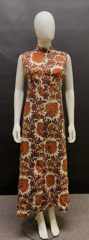 Gorgeous 60's long dress