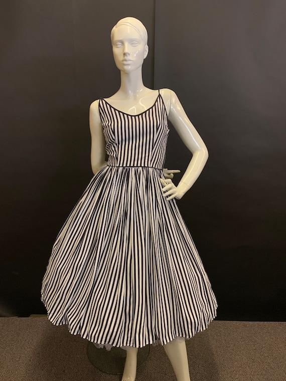 50's cotton dress