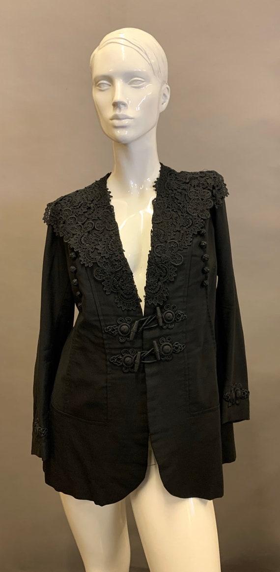 Early Edwardian jacket