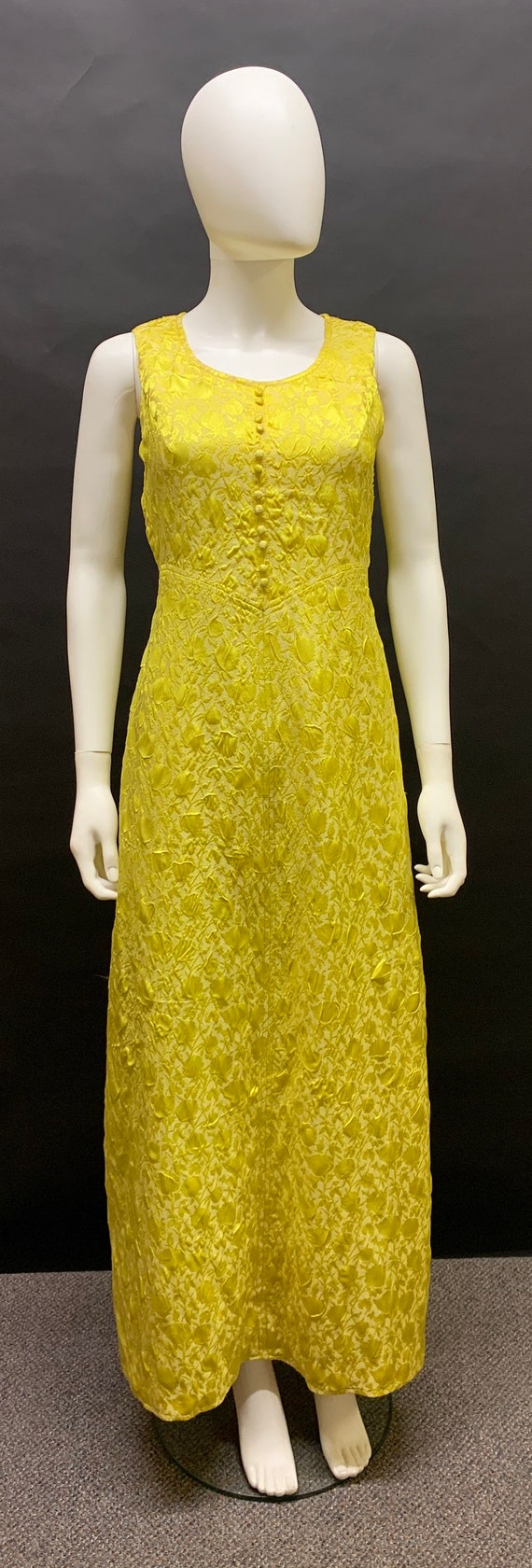 Beautiful 60's formal gown