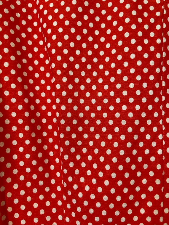 STUNNING 1950s pinup dress - image 5