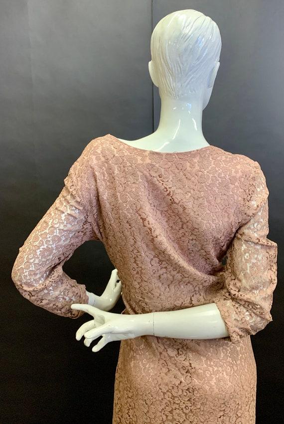 Stunning volup 1940s dress - image 6