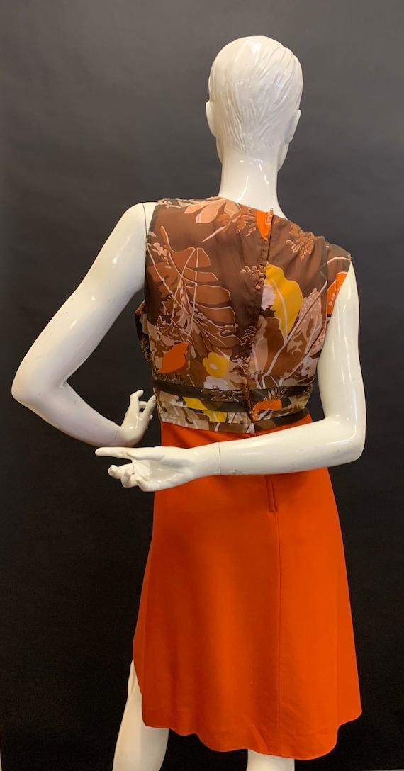 60's mod dress - image 3