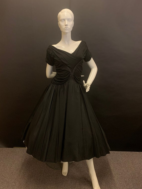 Early 50s cocktail dress