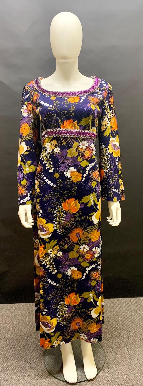Fantastic 60's party dress
