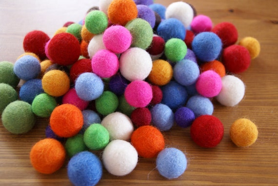 Obliging 300 Grey Pom Pom Felt Balls Nursery Kids Garland Making Beads Supplies Soft Selected Material Beads & Jewelry Making Crafts