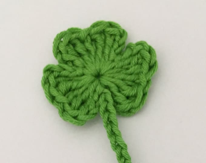 Shamrock Tiny Ties - Umbilical Cord Tie - the luck of the Irish - Made & Ready To Go