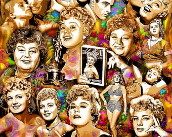 Image result for Shelley Winters Character Collage