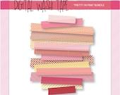 Digital Washi Tape - Pret...