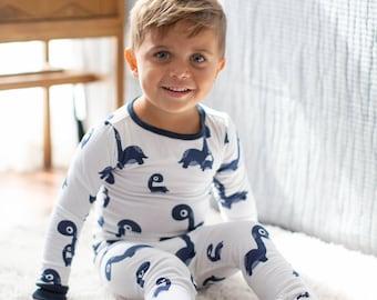 Promoted to Big Brother Family Kids Pajama Set
